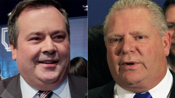 premiere-melee-politique-balado-jason-kenney-doug-ford